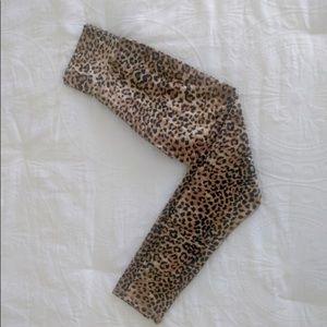 Ragdoll animal print leggings